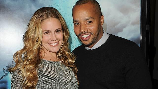 Donald Faison Welcomes Baby with CaCee Cobb