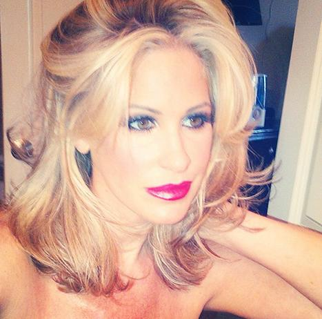 PICTURE: Real Housewives of Atlanta's Kim Zolciak Shows Off Gorgeous Real Hair