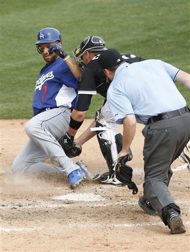Billingsley goes 2 innings, Dodgers beat White Sox