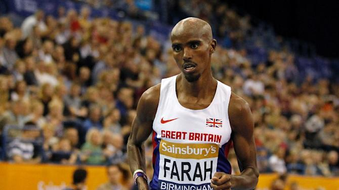 compete in the 3000 metres in the opening leg of the 14-meet series, marking the 32-year-old's first appearance in Doha