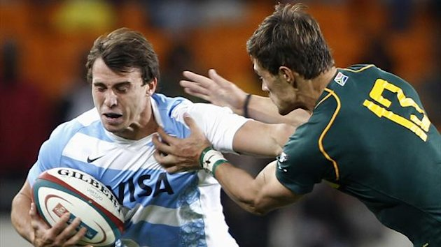 South Africa vs. Argentina (Reuters)