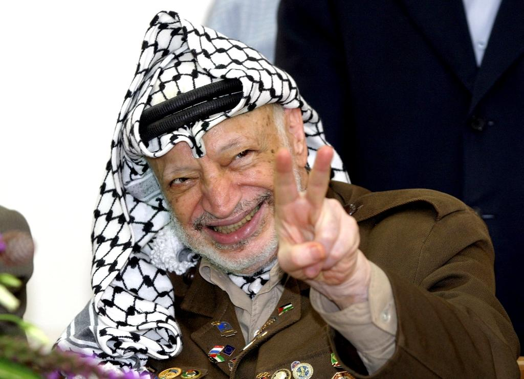 French judges say no proof Arafat poisoned, closing case