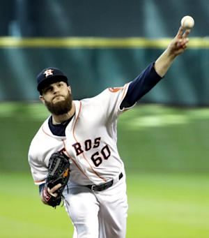Keuchel gets early boost, leads Astros over A's