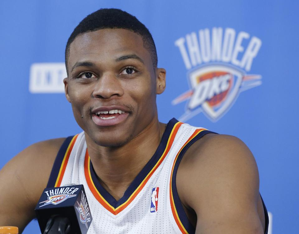 Thunder's Westbrook has knee surgery, out 4-6 wks