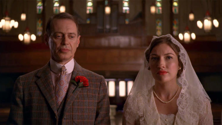 TV Weddings - Nucky Thompson and Margaret Thompson: ?Boardwalk Empire? (2011)