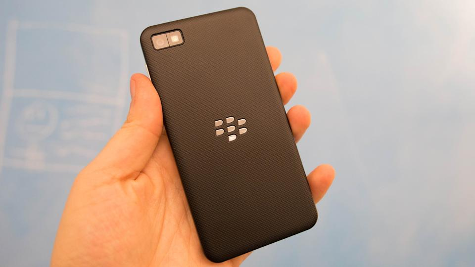 Meet the Man Who Designed BlackBerry's New Phones