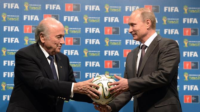 FIFA rejects calls to strip Russia of World Cup