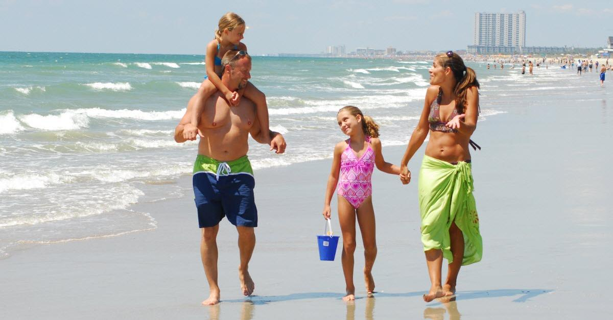 Deep Discounts on Spring Vacations to Myrtle Beach