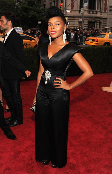 At the 2012 Met Gala