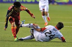 Real Salt Lake 0-1 D.C. United: United upsets RSL to claim Open Cup triumph