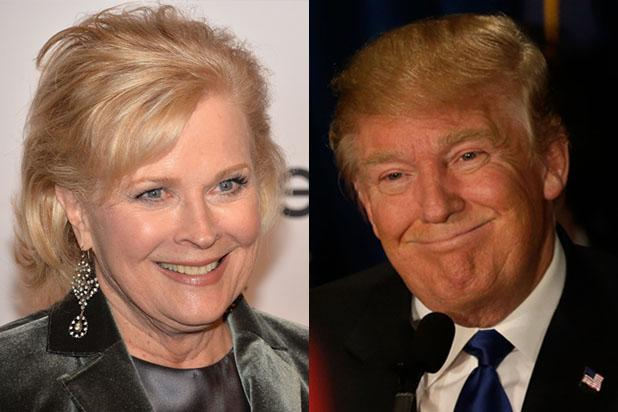 Donald Trump's Blind Date With Candice Bergen Was a Disaster, Actress Says