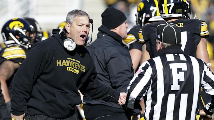 Iowa hopes to make Nebraska game true rivalry