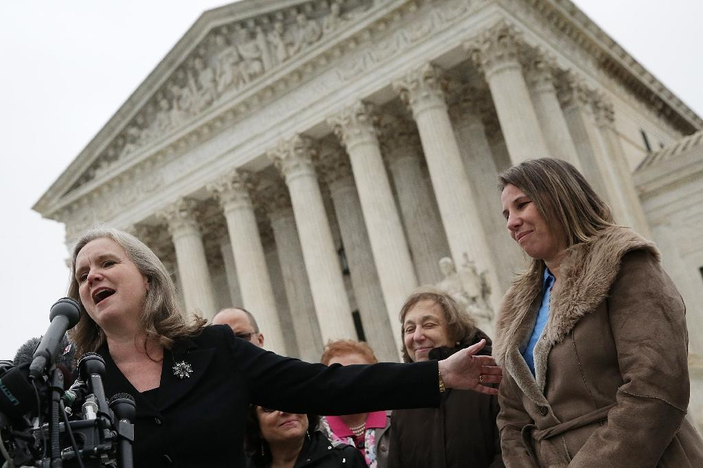 US Supreme Court sides with women in pregnant worker case