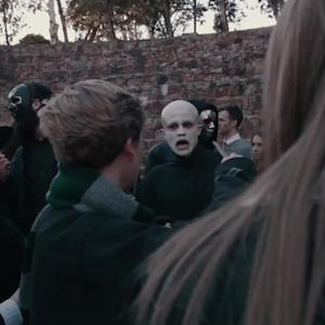 "Harry Potter ""Uptown Funk"" Parody with VOLDEMORT 