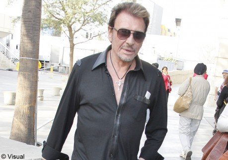 Johnny Hallyday ne se mêlera plus de politique