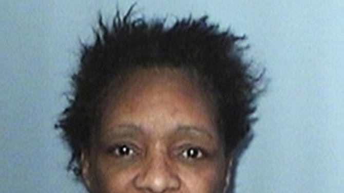 This undated photo provided by the Illinois Department of Corrections shows 51-year-old Shermain Miles of Chicago, who is incarcerated at the Logan Correctional Center in Lincoln, Ill.  Miles, who has been arrested 396 times in the past 35 years, has been ordered to get mental health and substance abuse treatment in a deal with prosecutors. She appeared in a Cook County court on Monday, June 10, 2013, to plead guilty to charges she attacked a city alderman She also pleaded guilty to trespassing and public drinking in separate cases.  (AP Photo/Illinois Department of Corrections)