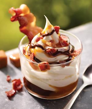 Burger King bets on bacon sundae for summertime