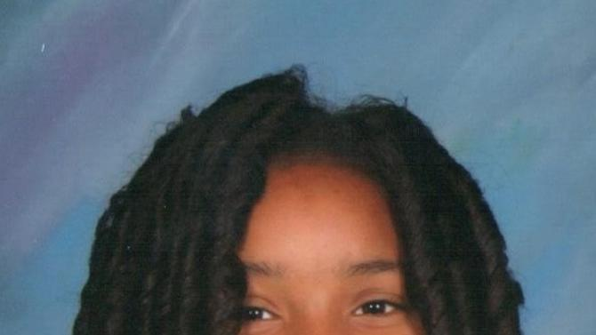 This undated photo provided by the Las Vegas Police Department shows Jade Moris, 10, who police are searching for after she failed to return home Friday, Dec. 21, 2012, from a shopping trip with a woman arrested that night and accused of slashing the face of a female co-worker at the Bellagio resort on the Las Vegas Strip. The woman, Brenda Stokes, 50, made her first appearance in Las Vegas Justice Court on Wednesday, Dec. 26, 2012. (AP Photo/Las Vegas Police Department)