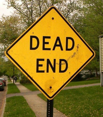 It's Not A Dead End, It's A Detour