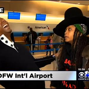 Erykah Badu Appears Again On Random Local Newscast