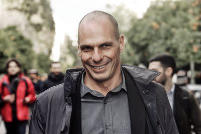 What Greece's new finance minister learned from studying video games