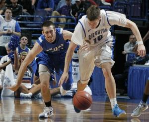 Creighton makes MVC final, beats Indiana St. 64-43