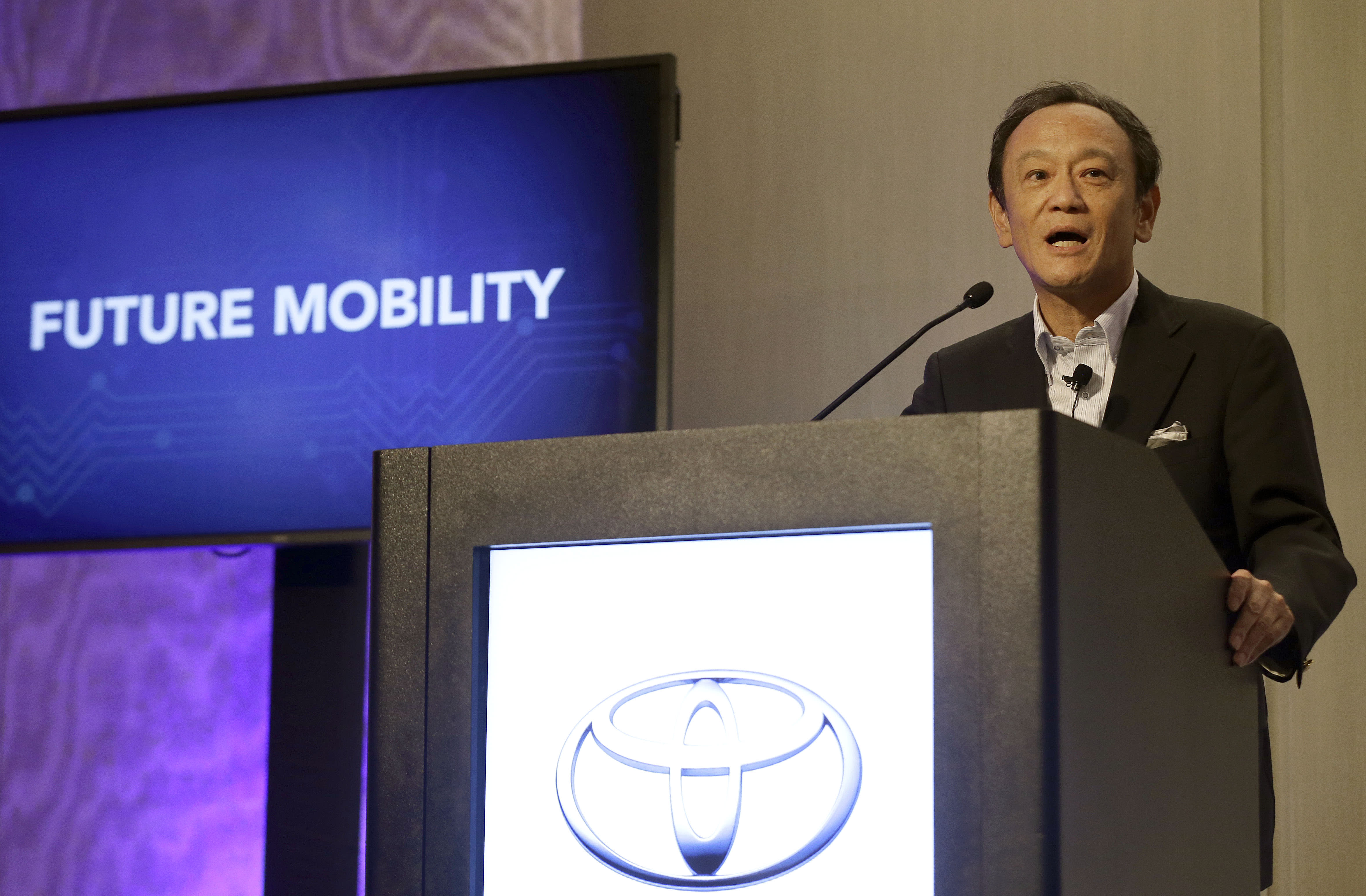 Toyota to invest $50M in car-tech research at Stanford, MIT