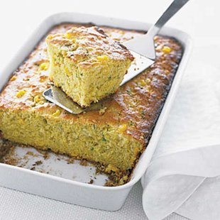 Blue Cheese Cornbread