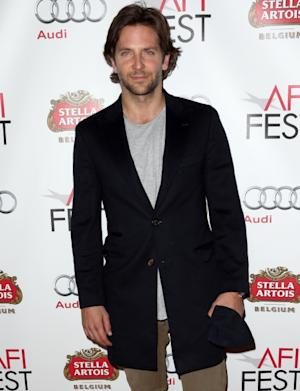 Bradley Cooper arrives at the 'Silver Linings Playbook' special screening during AFI Fest 2012 Presented by Audi at the Egyptian Theatre in Hollywood on November 2, 2012 -- Getty Images