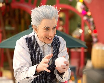 Martin Short as Jack Frost in Disney's The Santa Clause 3: The Escape Clause
