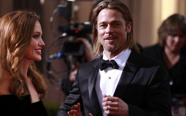 Prepare Yourself for Brad and Angelina's Wedding