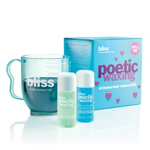 Poetic Waxing Microwavable Waxing Kit Bliss: Beauty: Product Review