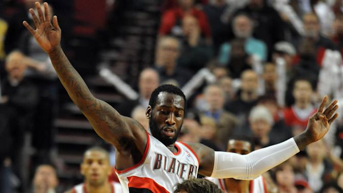 NBA: Phoenix Suns at Portland Trail Blazers
