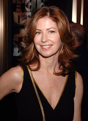 Dana Delany at the New York premiere of Warner Bros. Pictures' The Departed