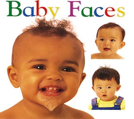 Baby Faces by DK Publishing