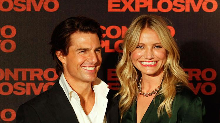 Cameron Diaz 2010 Tom Cruise