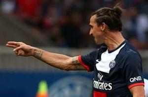 Ibrahimovic escapes punishment for gun gesture