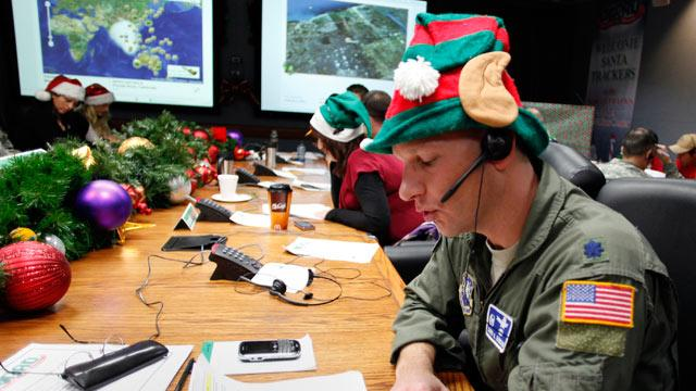 NORAD Santa Tracker: A Christmas Eve Tradition