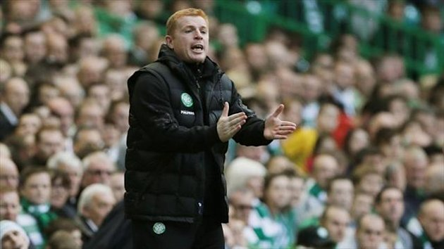 Neil Lennon is not worried about the fact his side are yet to score in the Champions League