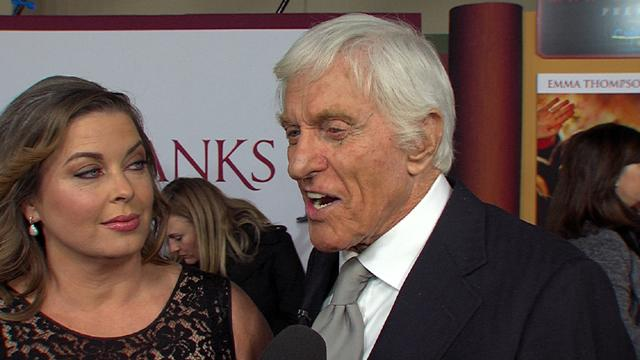 Dick Van Dyke Dishes On 'Mary Poppins' And 'Saving Mr. Banks'
