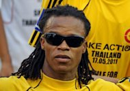 Dutch footballing legend Edgar Davids (pictured) has been named joint head coach of north London side Barnet, who are the English Football League's bottom club after failing to register a victory so far this season