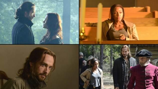Scenes from 'Sleepy Hollow's' 'John Doe' episode -- FOX