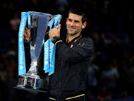 Djokovic eyes 2013 Grand Slam