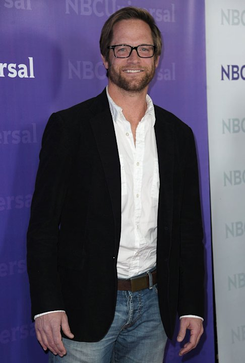 "Matt Letscher (""Bent"") attends the 2012 NBC Universal Winter TCA All-Star Party at The Athenaeum on January 6, 2012 in Pasadena, California."