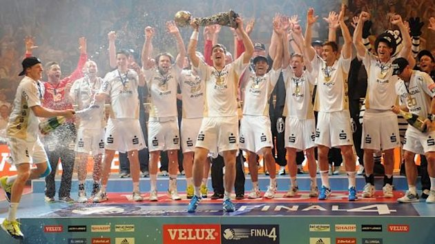 Handball 2011/2012 THW Kiel Champions League