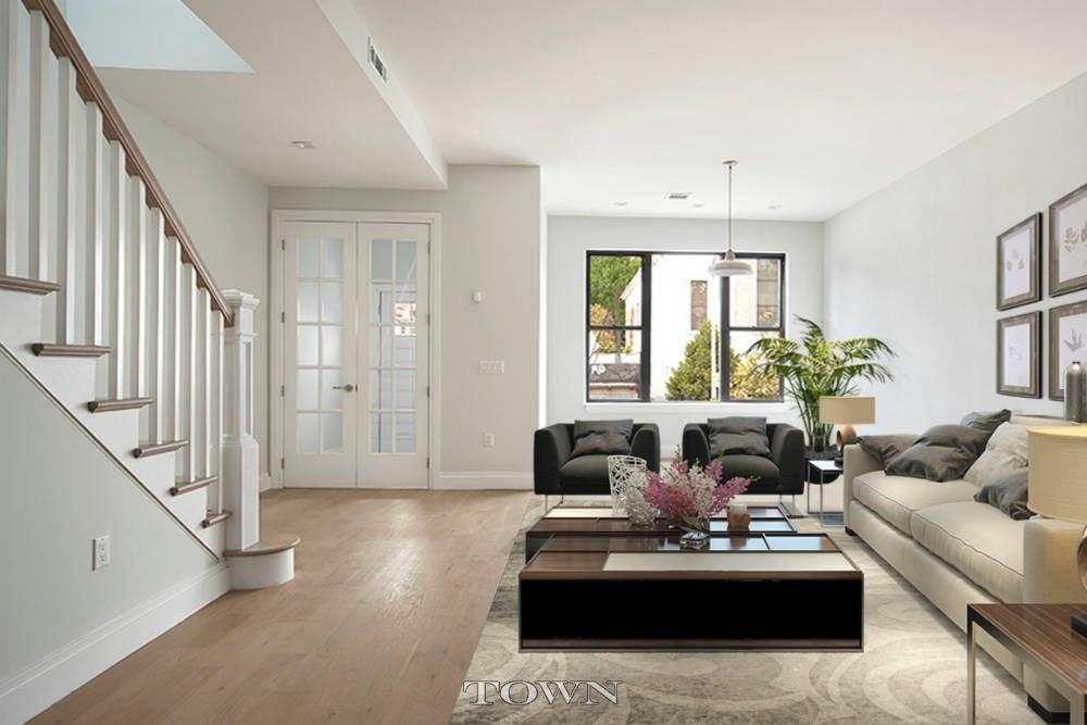 Brooklyn Townhouse Roundup: Gut-Renovated Townhouse in Bushwick Asks $1.3M