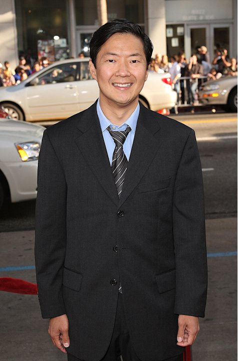 The Hangover LA Premiere 2009 Ken Jeong