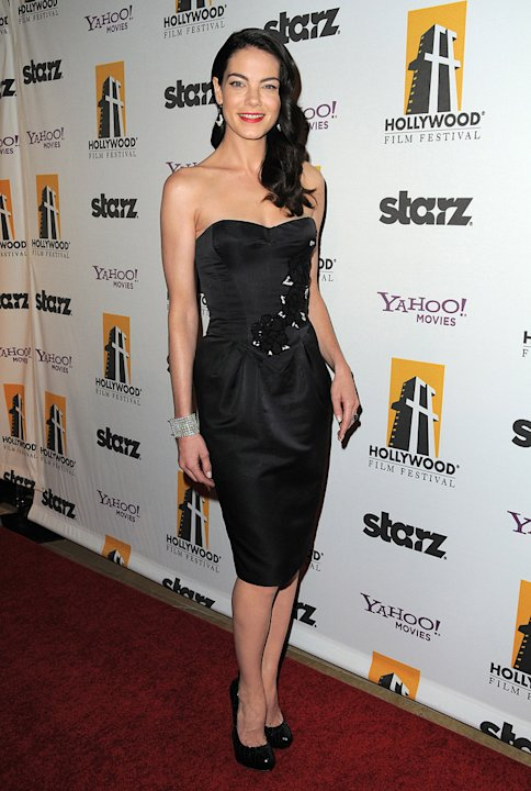 13th Annual Hollywood Awards Gala 2009 Michelle Monaghan