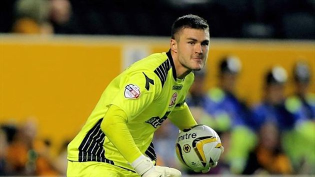 Goalkeeper Richard O'Donnell was the hero for Walsall