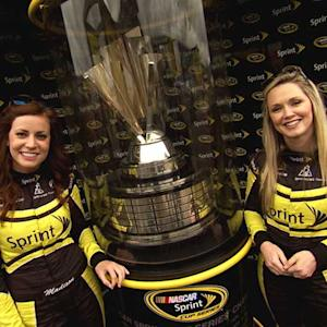 Inside Access with Miss Sprint Cup: Sprint Experience tour